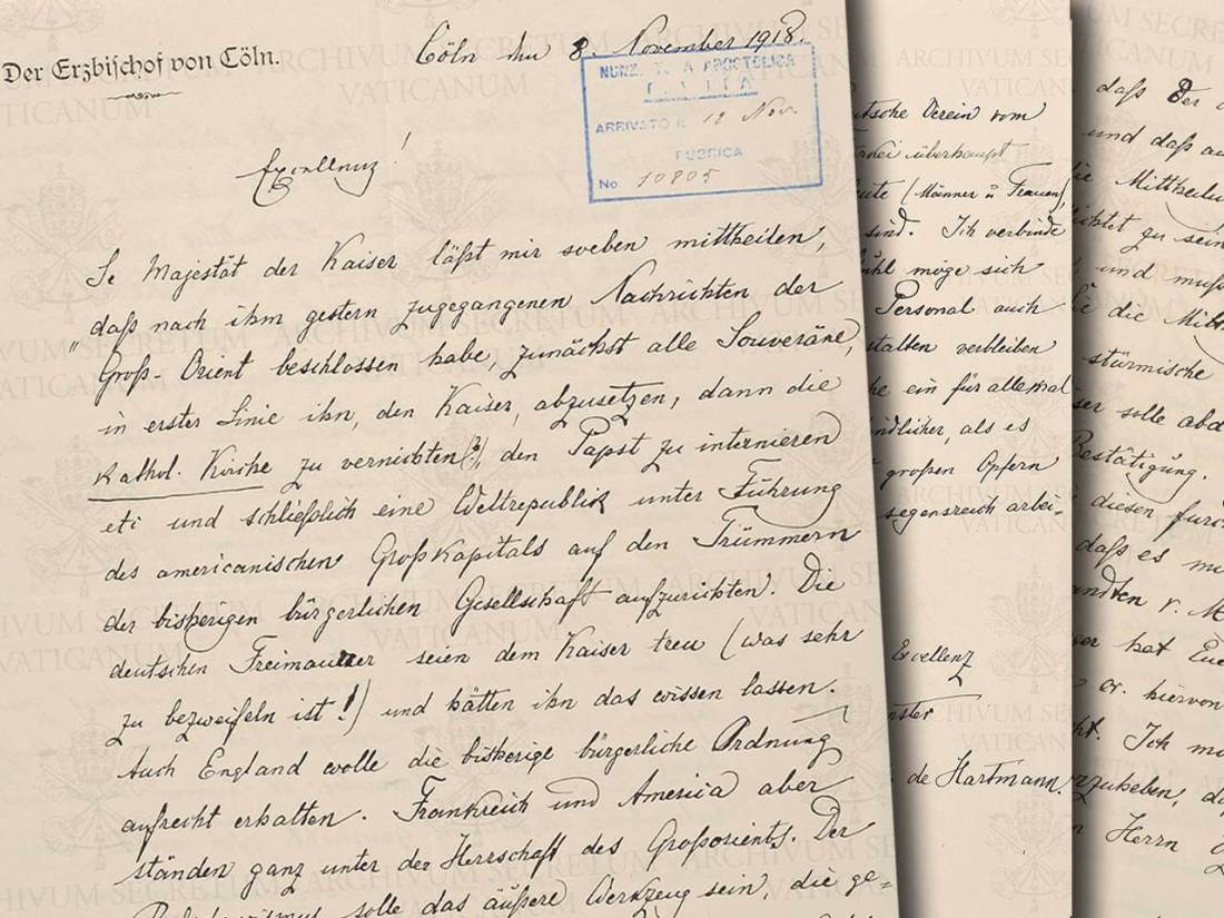1918-Letter