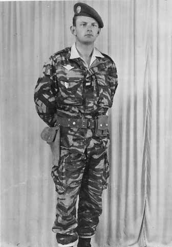 officier français