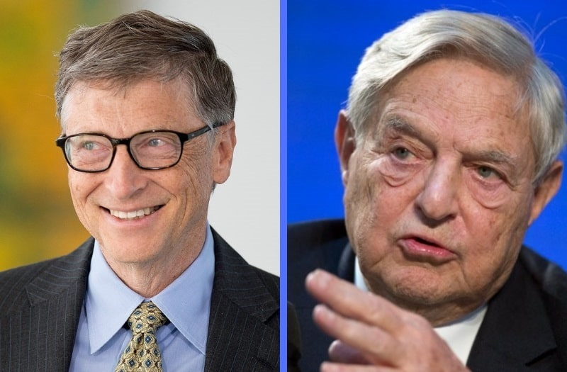 Bill-Gates-and-George-Soros